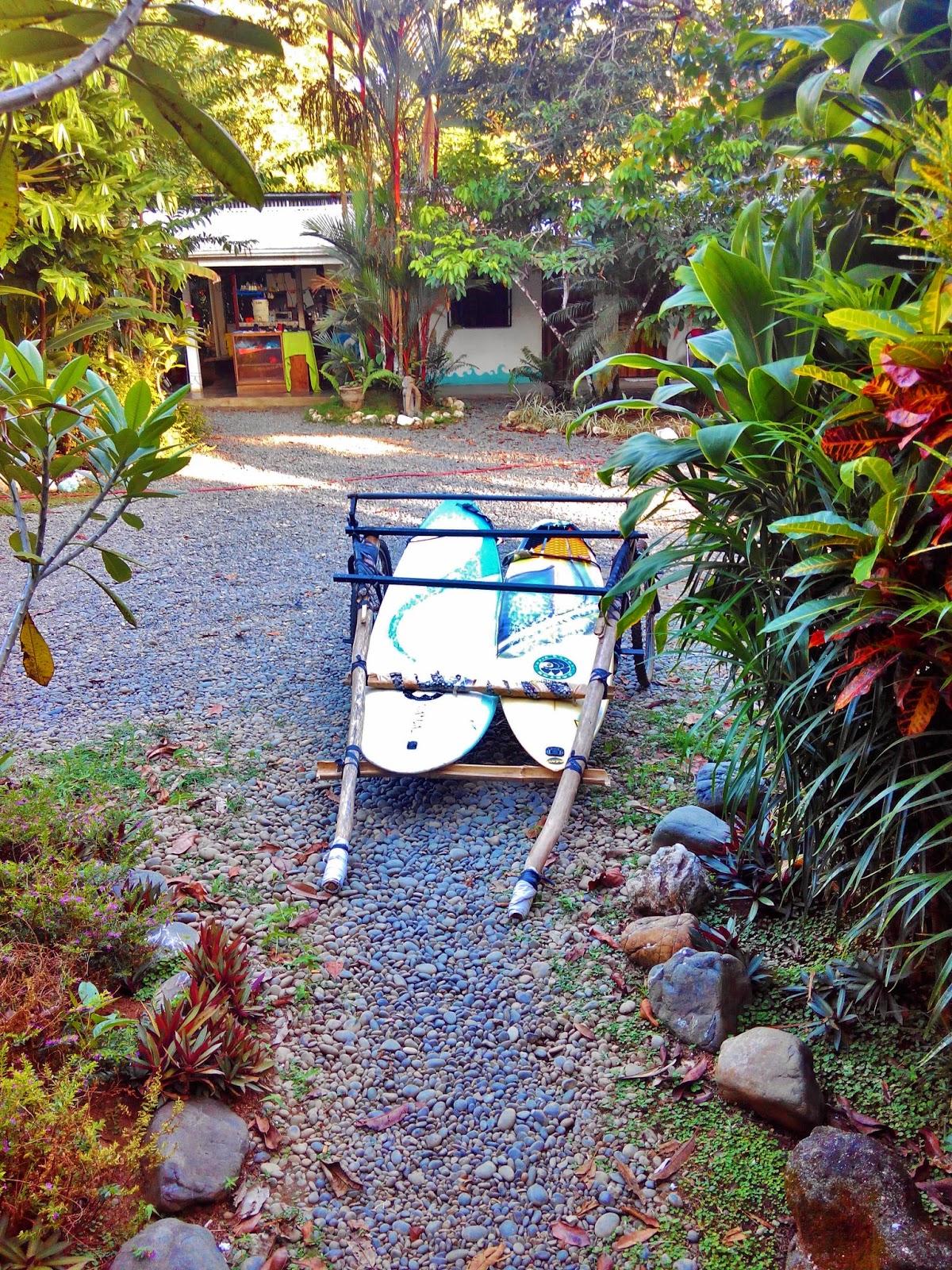 Cabinas Carol y Pavones. Costa Rica.