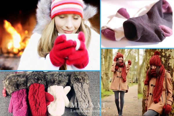 Mẹo làm cho chân tay không  bị lạnh vào mùa đông