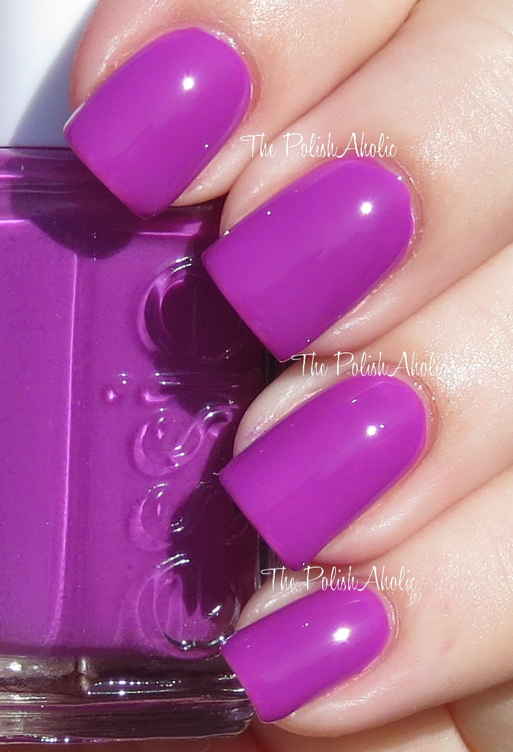 Essie Neon 2013 Collection Swatches  amp  ReviewEssie Dj Play That Song