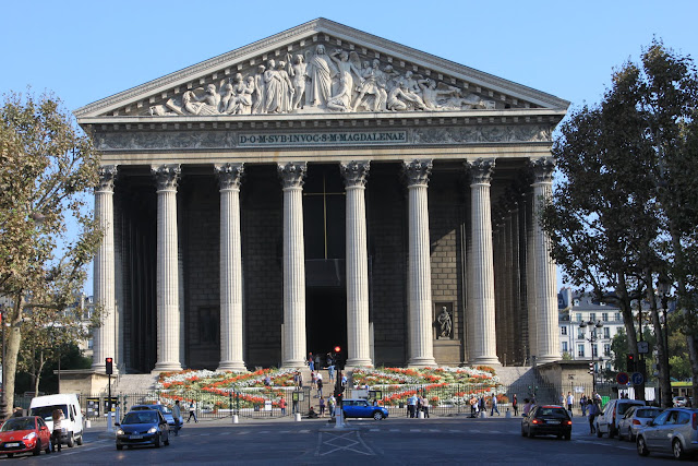 La Madeleine in Paris, France
