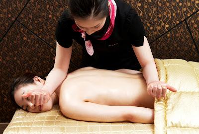 Back Massage, Lower Back Massage