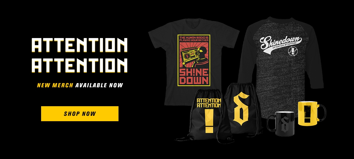 Attention Attention Merch