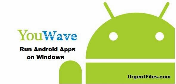 Download YouWave Android 3.8 for Windows
