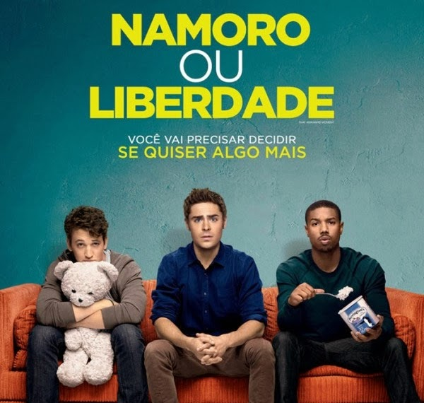 Dica de Filme: Namoro ou Liberdade