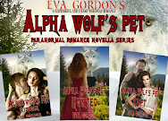 Alpha Wolf's Pet Novella Trilogy Spotlight & Giveaway