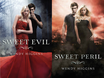 Sweet Evil (The Sweet Trilogy, #1) by Wendy Higgins