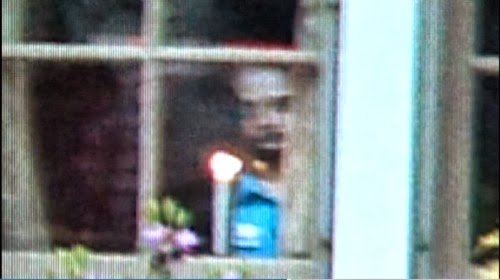 Ghost Appears In Window Of House In Ohio