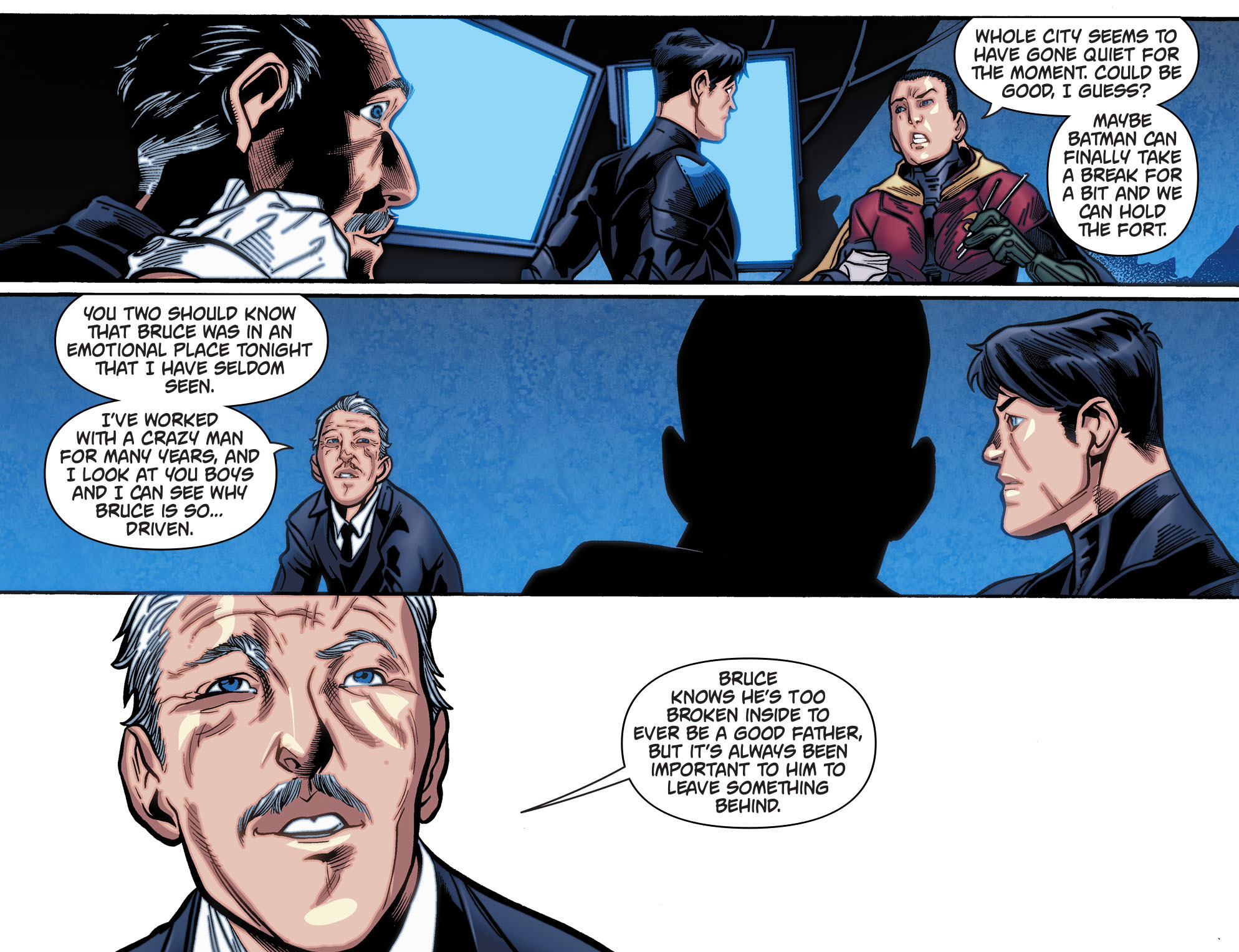 Batman: Arkham Knight [I] Issue #34 #36 - English 14