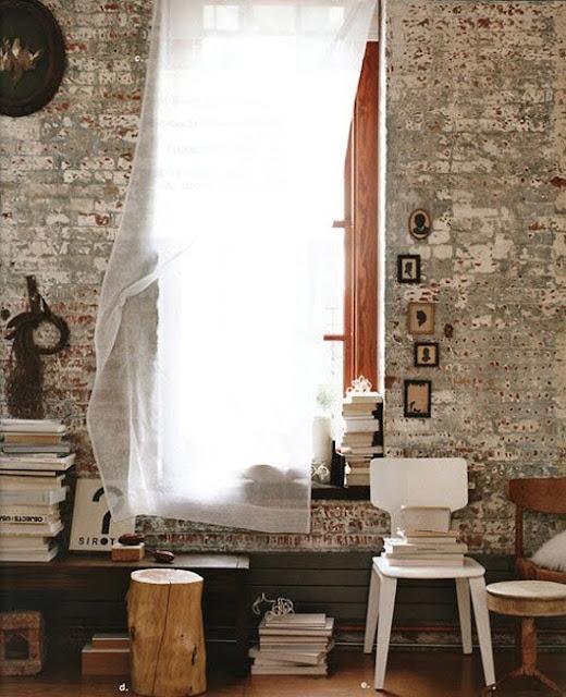 Brick Effect Interior Walls3