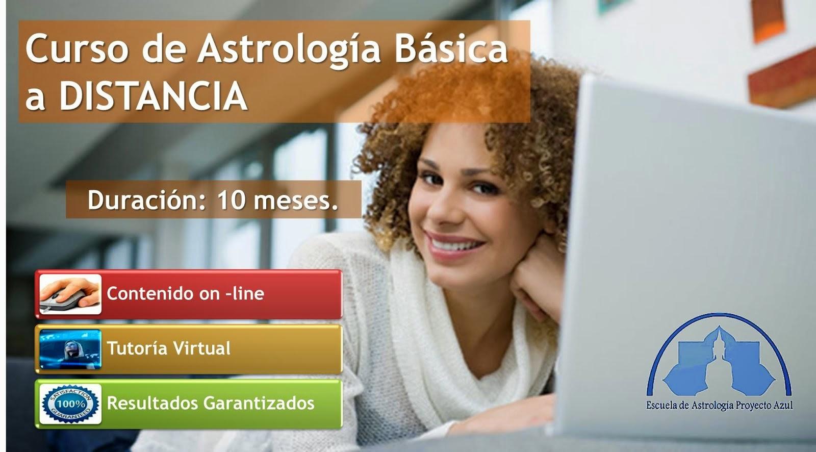 Curso de Astrología a Distancia