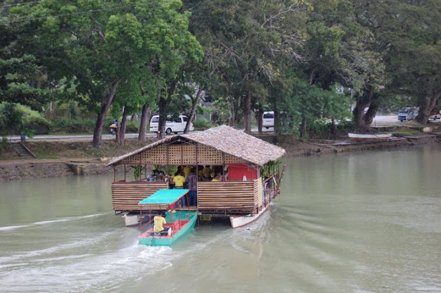 bohol river cruise