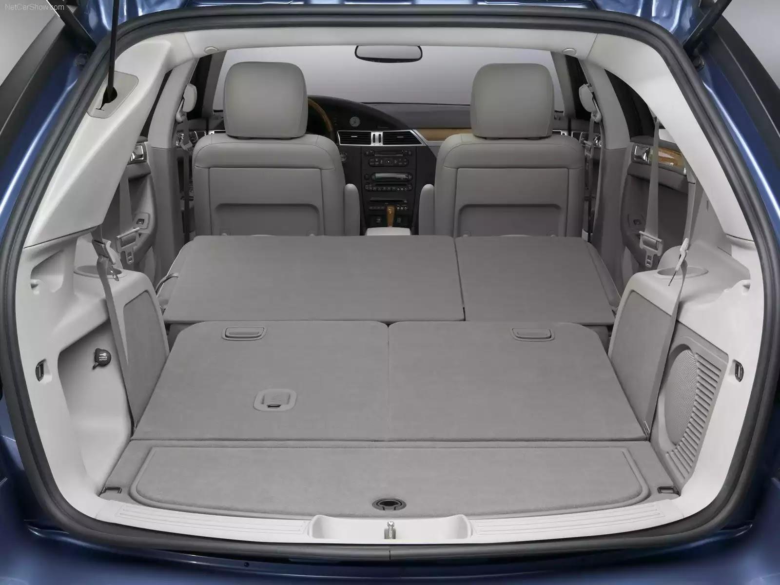 Hình ảnh xe ô tô Chrysler Pacifica 2007 & nội ngoại thất