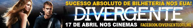 Filme Divergente estreia 17 abril 2014