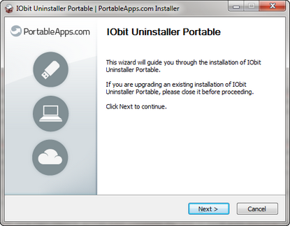 IObit Uninstaller Portable