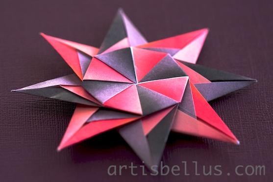 Origami Stars Constanze Origami Artis Bellus