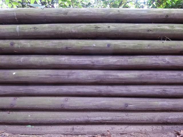 木の塀,新宿御苑〈著作権フリー無料画像〉Free Stock Photos