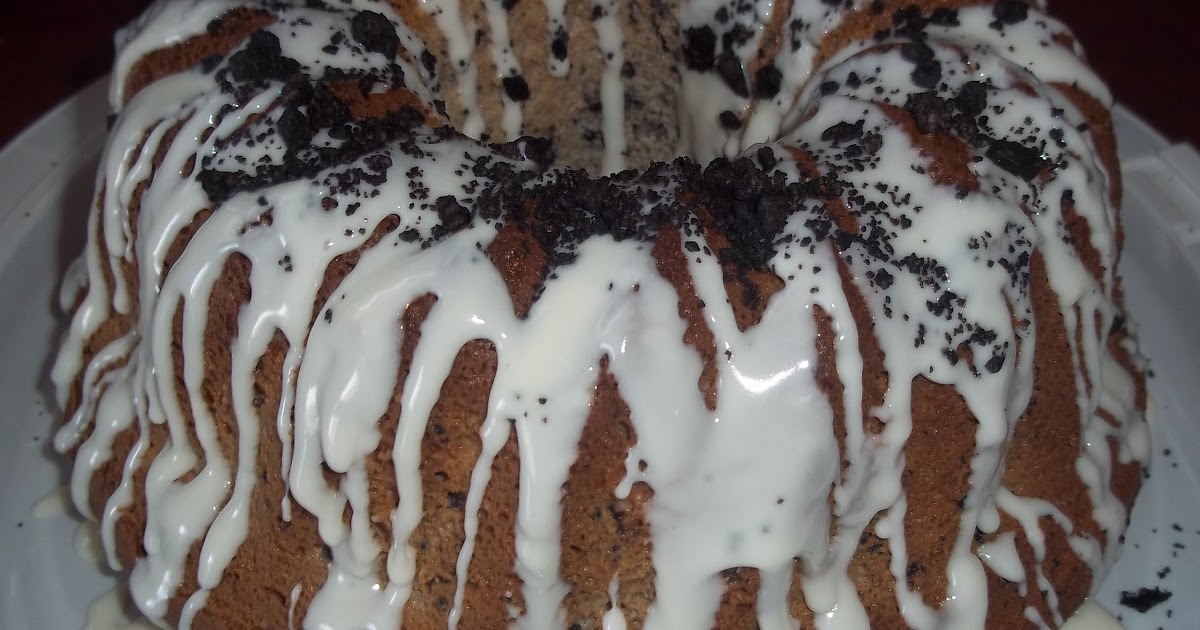 How To Frost A Bundt Cake With Store Bought Frosting