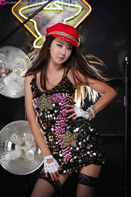 5 The Star - Park Hyun Sun-Very cute asian girl - girlcute4u.blogspot.com