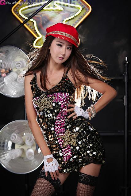 5 The Star - Park Hyun Sun-Very cute asian girl - girlcute4u.blogspot.com