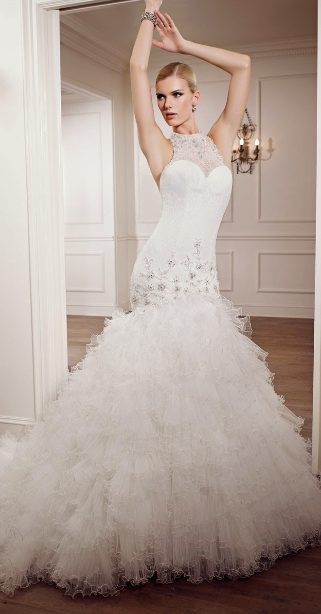Elianna Moore 2014 Bridal Collection Belle The Magazine