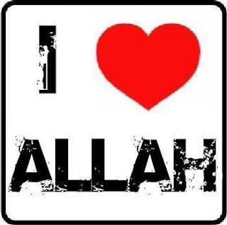 Gambar Cinta Allah Animasi Allah Islam