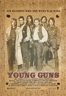Watch Young Guns (1988) movie free online