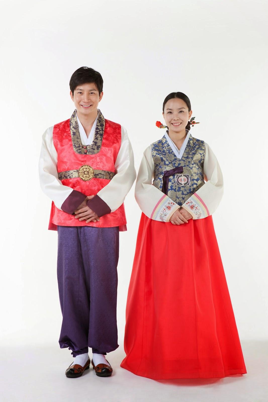 korean hanbok traditional korea clothing wedding dress