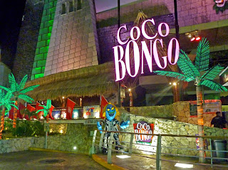 Coco Bongo Cancún México