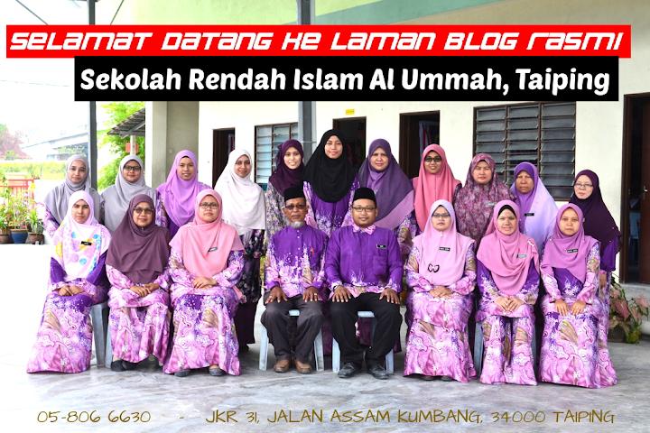 SEKOLAH RENDAH ISLAM AL UMMAH TAIPING