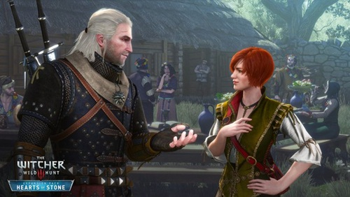 The Witcher 3: Wild Hunt - Hearts of Stone - PC (Download Completo em Torrent)