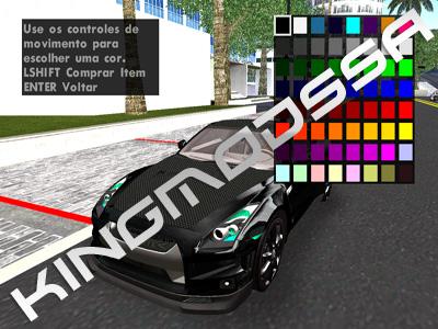 Mod novas cores v2 gta sa