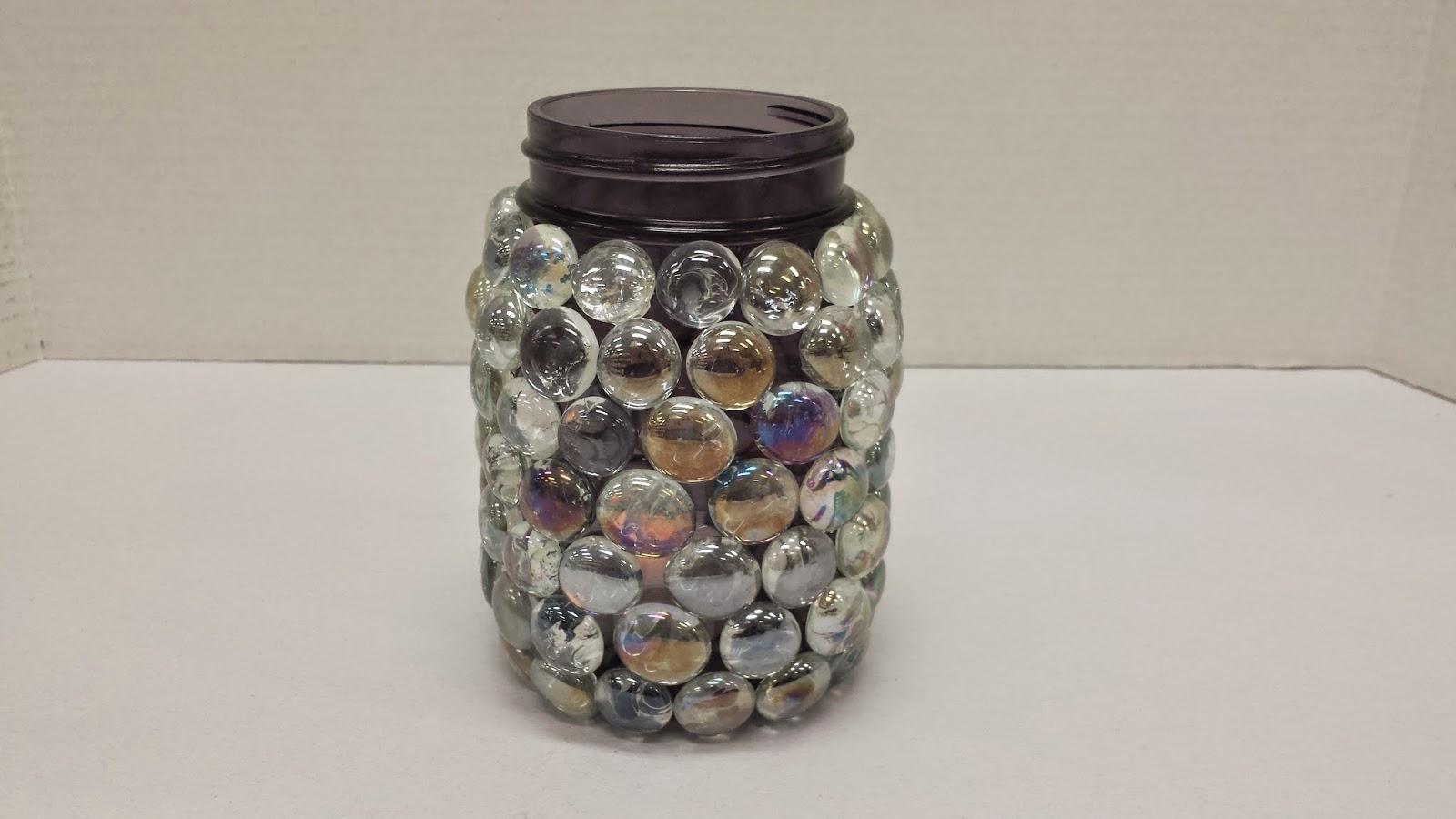 Ideas and inspirations mason jars part 1 candle holder for Mason jar holder ideas