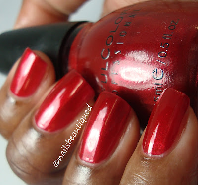 SinfulColors Hot Hot Heat