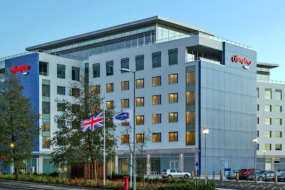 Hampton by Hilton Luton Airport, UK