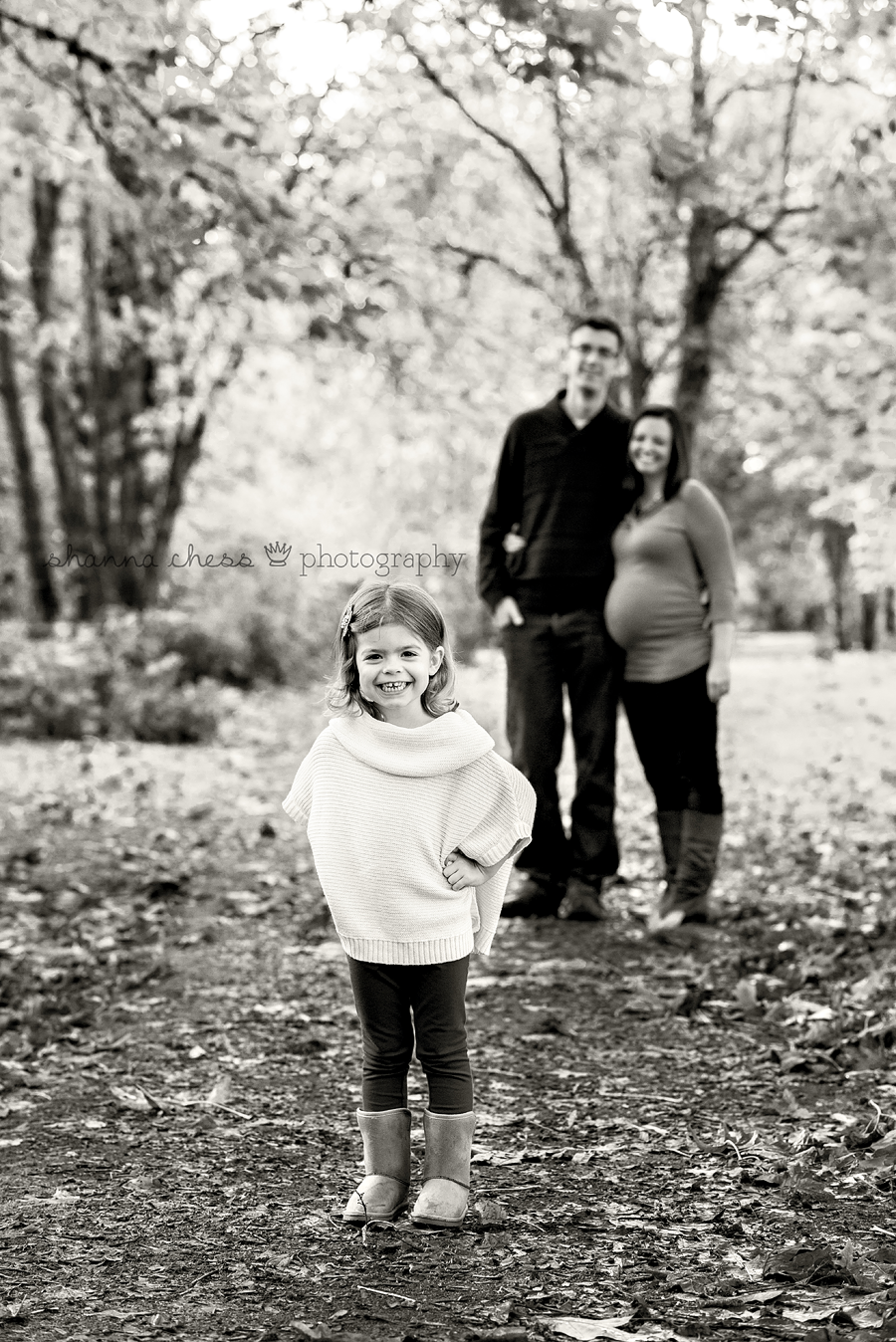 eugene springfield or maternity family photography child