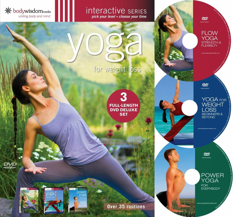 Weight loss yoga dvd reviews