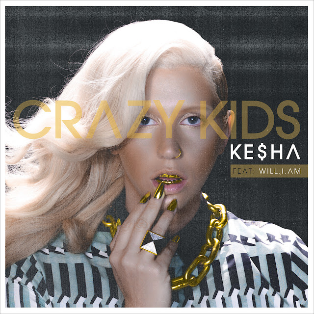 Kesha ft Will.i.am - Crazy Kids - copertina video ufficiale download