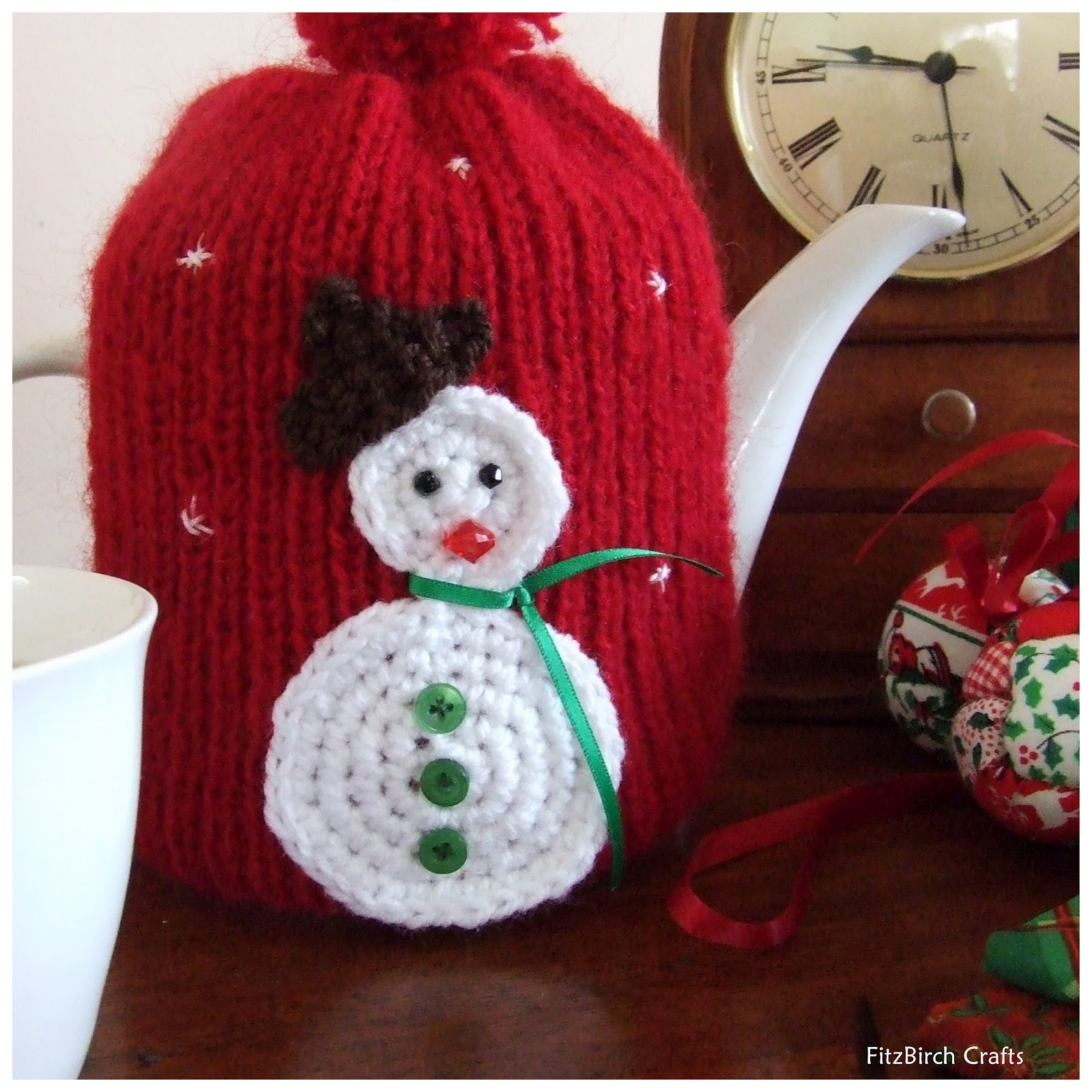 FitzBirch Crafts: A Cosy Christmas
