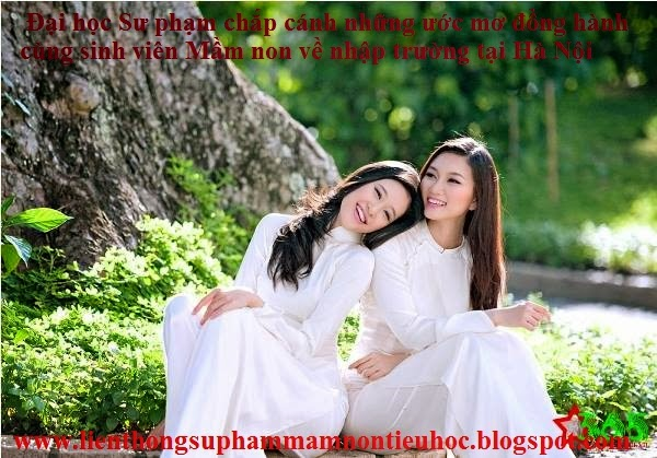 lien thong len dai hoc su pham giao duc mam non
