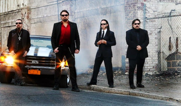 Adrenaline Mob - band