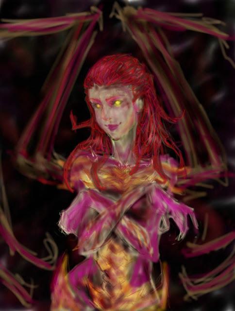 Sarah Kerrigan por AnuliweSorioth