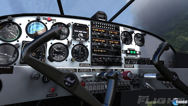 El nuevo Flight Simulator, Microsoft Flight 2012, totalmente gratuito