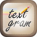aplikasi untuk membuat tulisan teks menarik untuk BBM atau instagram