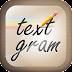 Textgram - Aplikasi Android untuk membuat tulisan menarik BBM & Instagram