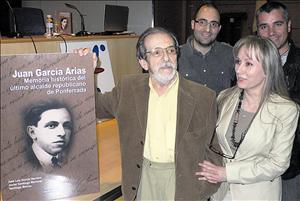 Presentación del libro:Juan García Arias:memoria histórica último alcalde republicano de Ponferrada