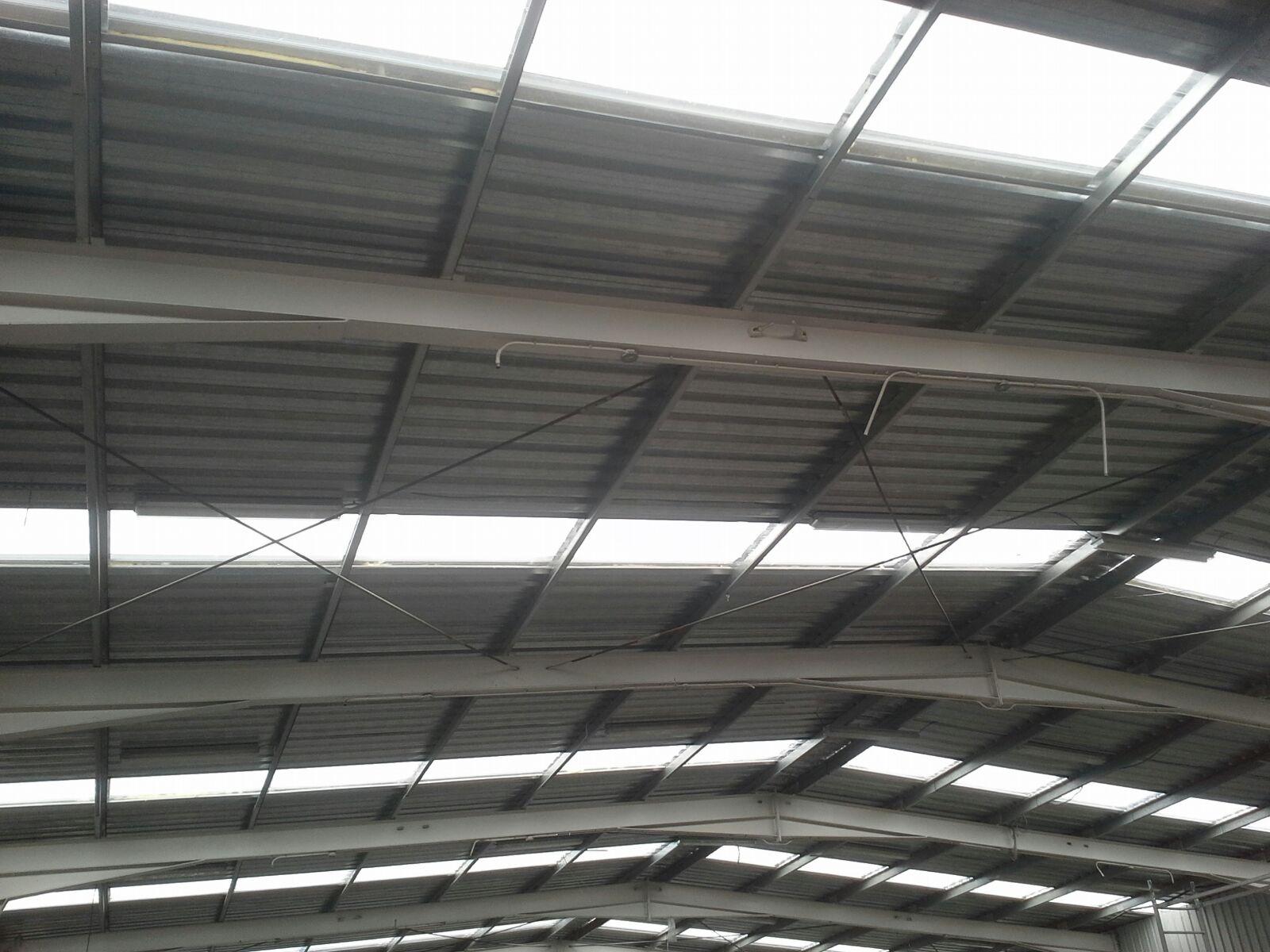 Montar un tejado nuevo encima de la uralita con panel - Tejados de uralita ...