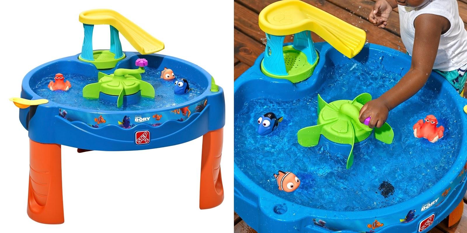 Pixar Post Products Finding Dory Swim Gear Kickboard