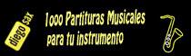 diegosax partituras 1000 partituras para todos los instrumentos en clave de fa, clave de sol y clave de do. Publica tus partituras
