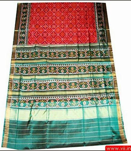 Patola Sari of Pattan