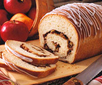 Apple-Cinnamon Bread